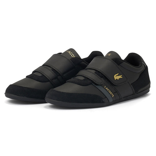 Lacoste Misano Strap 0320 1 Cma - Sneakers - ΜΑΥΡΟ