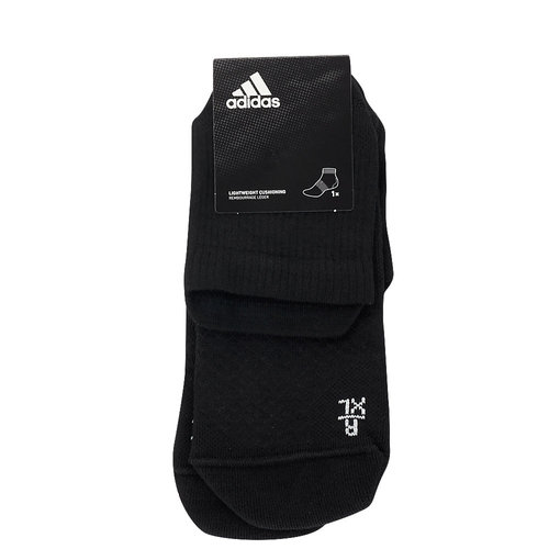 adidas Ask Ankle Lc - Κάλτσες - ΜΑΥΡΟ/ΛΕΥΚΟ