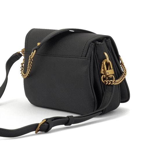 Guess Destiny Shoulder Bag - Τσάντες - ΜΑΥΡΟ