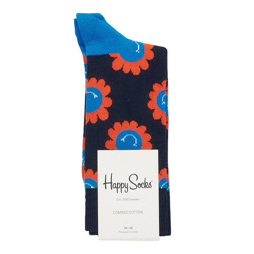 Happy Socks Smiley Flower - Κάλτσες - ΔΙΑΦΟΡΑ ΧΡΩΜΑΤΑ