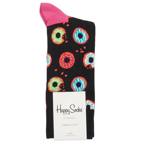 Happy Socks Donut sock - Κάλτσες - ΔΙΑΦΟΡΑ ΧΡΩΜΑΤΑ