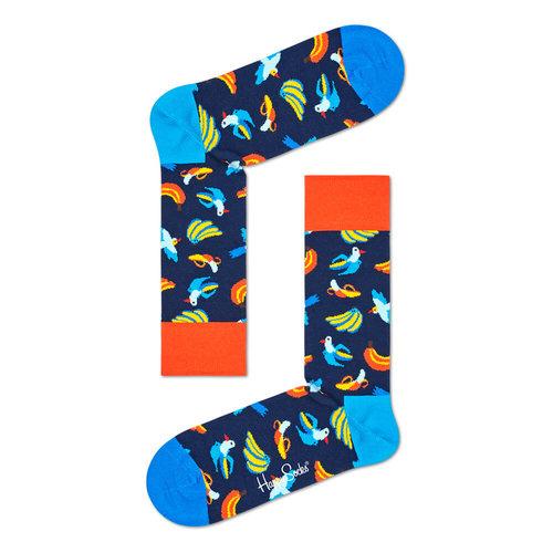Happy Socks Banana Bird - Κάλτσες - ΔΙΑΦΟΡΑ ΧΡΩΜΑΤΑ