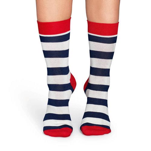 Happy Socks Stripes Socks - Κάλτσες - ΔΙΑΦΟΡΑ ΧΡΩΜΑΤΑ