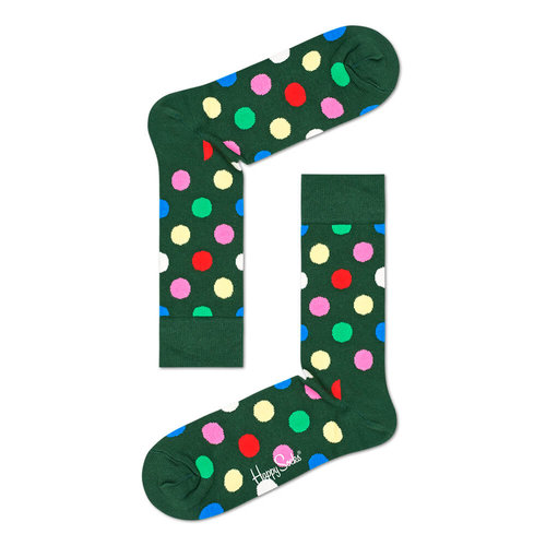 Happy Socks Big Dot Sock - Κάλτσες - ΔΙΑΦΟΡΑ ΧΡΩΜΑΤΑ