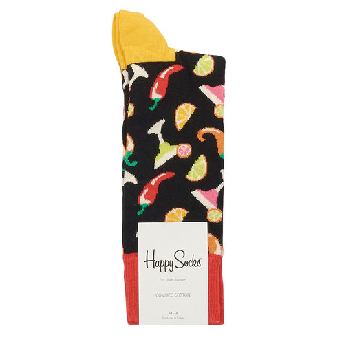 Happy Socks Drink Sock - Κάλτσες - ΔΙΑΦΟΡΑ ΧΡΩΜΑΤΑ