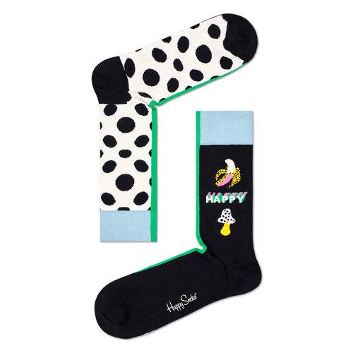 Happy Socks Half Big Dot - Κάλτσες - ΔΙΑΦΟΡΑ ΧΡΩΜΑΤΑ