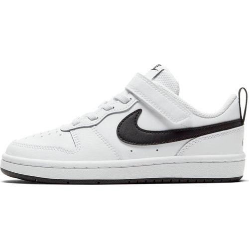 Nike Court Borough Low 2 (Psv) - Αθλητικά - ΛΕΥΚΟ/ΜΑΥΡΟ