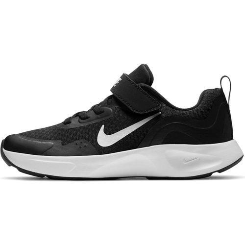 Nike Wearallday (Ps) - Αθλητικά - ΜΑΥΡΟ/ΛΕΥΚΟ