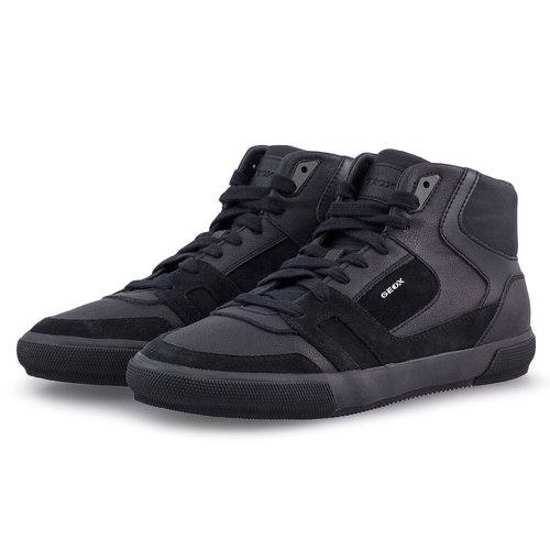 Geox U Kaven E - Sneakers - ΜΑΥΡΟ