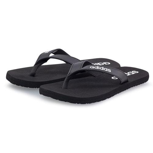 adidas Eezay Flip Flop - Σαγιονάρες - CORE BLACK/FTWR WHITE