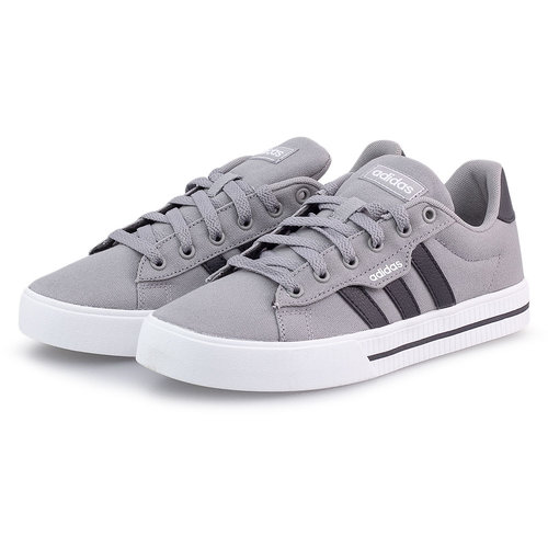 adidas Sport Inspired Daily 3.0 K - Αθλητικά - DOVE GREY/CORE BLACK