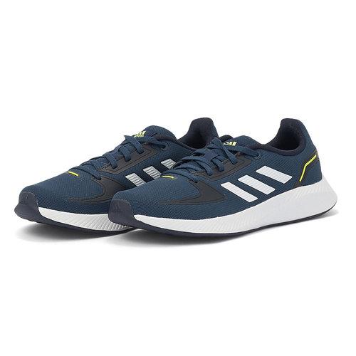 adidas Runfalcon 2.0 K - Αθλητικά - CREW NAVY/FTWR WHITE