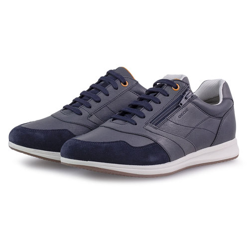 Geox U Avery B - Sneakers - NAVY