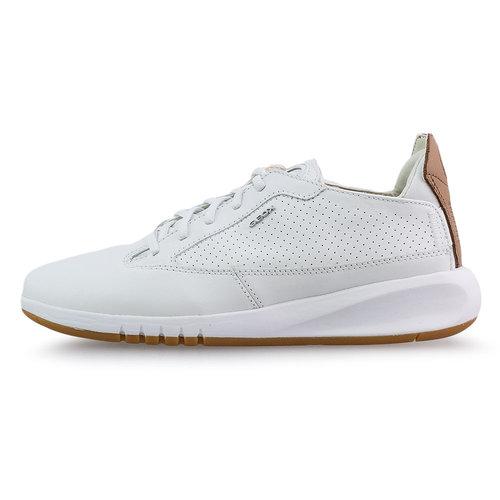 Geox D Aerantis - Sneakers - WHITE