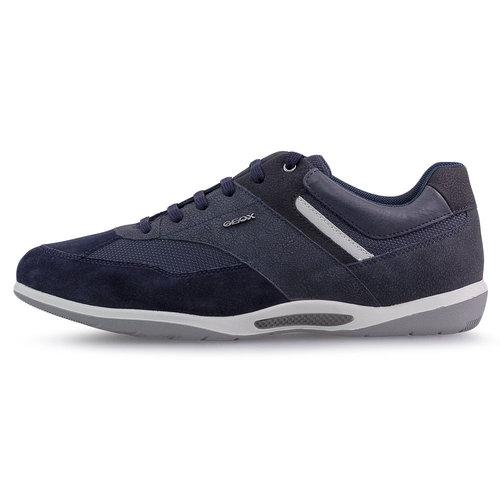 Geox U Volere A - Sneakers - NAVY