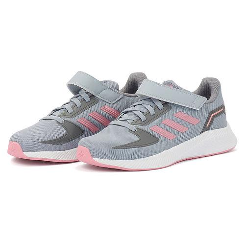 adidas Runfalcon 2.0 C - Αθλητικά - HALO SILVER/SUPER POP