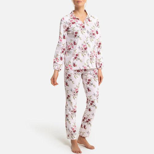 Εμπριμέ φλοράλ πιτζάμα - Σύνολα Ύπνου - PRINTED
