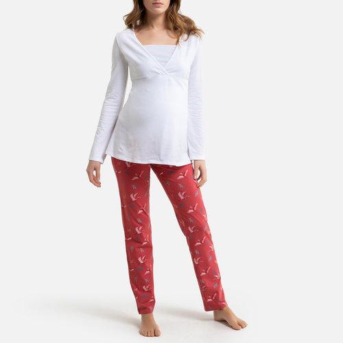 Πιτζάμα εγκυμοσύνης & θηλασμού - Σύνολα Ύπνου - PRINTED