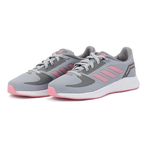 adidas Runfalcon 2.0 K - Αθλητικά - HALO SILVER/SUPER POP