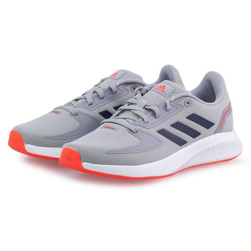 adidas Runfalcon 2.0 K - Αθλητικά - GREY TWO/CREW NAVY