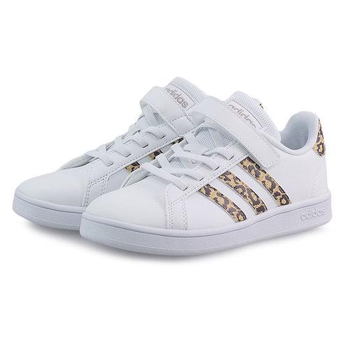 adidas Grand Court C - Αθλητικά - WHITE