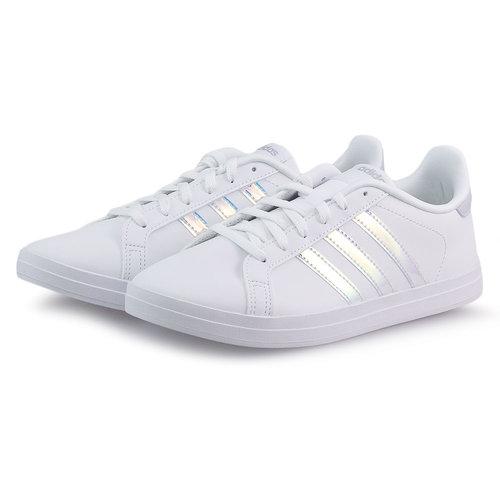 adidas Courtpoint - Αθλητικά - FTWR WHITE/IRIDESCENT