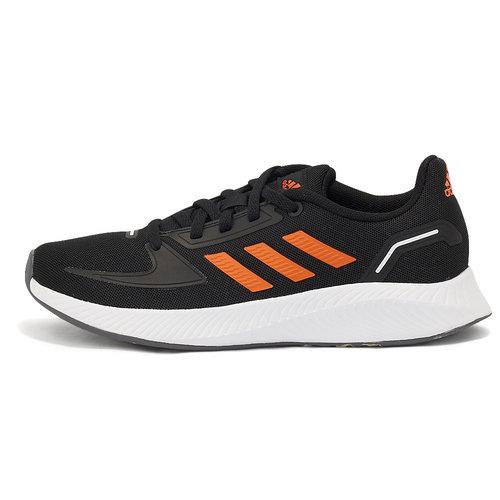 adidas Runfalcon 2.0 K - Αθλητικά - CORE BLACK/TRUE ORANGE