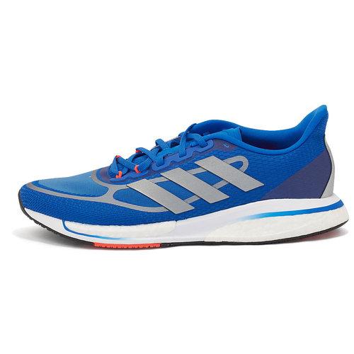 adidas Supernova + M - Αθλητικά - FOOTBALL BLUE/SILVER MET