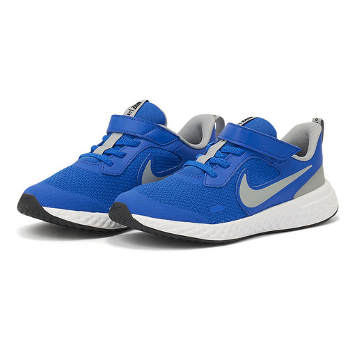 Nike Revolution 5 (Psv) - Αθλητικά - GAME ROYAL/LT SMOKE GREY
