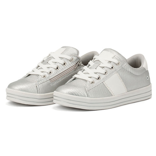 Sprox - Sneakers - SILVER/WHITE