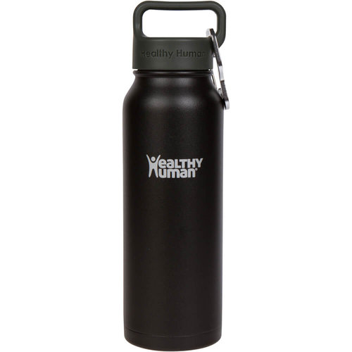 Healthy Human Stein  Bottle - Παγούρια Θερμός - BLACK