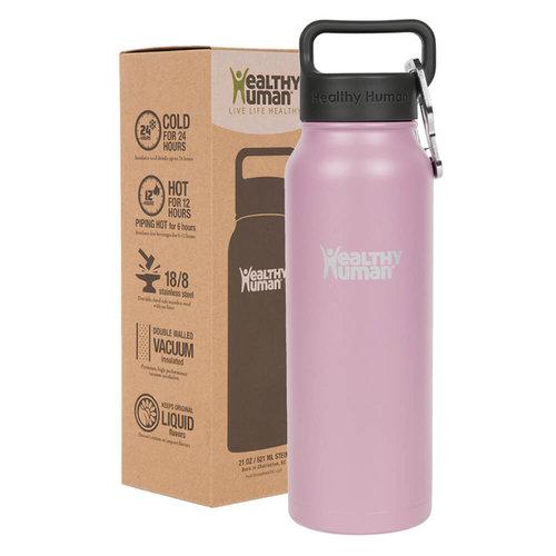Healthy Human Stein  Bottle - Παγούρια Θερμός - PETAL PINK