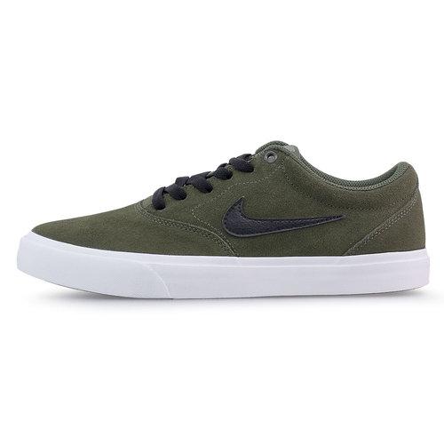 Nike Sb Charge Suede - Sneakers - CARGO KHAKI/BLACK