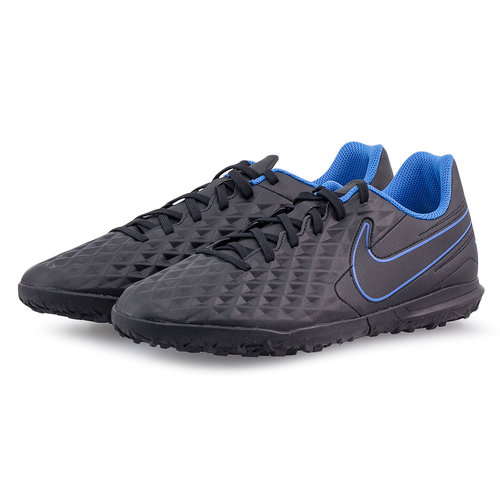 Nike Legend 8 Club Tf - Αθλητικά - BLACK/BLACK