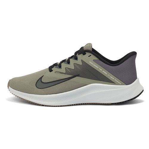 Nike Quest 3 - Αθλητικά - LIGHT ARMY/BLACK