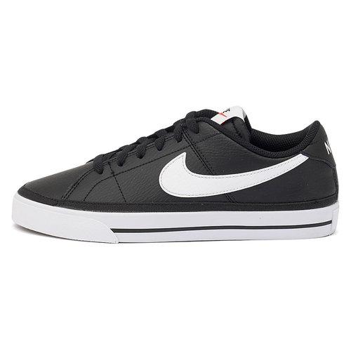 Nike Court Legacy - Sneakers - BLACK/WHITE