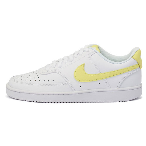 Court Vision Low - Sneakers - WHITE/LT ZITRON