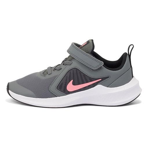Nike Downshifter 10 (Psv) - Αθλητικά - SMOKE GREY/SUNSET PULSE