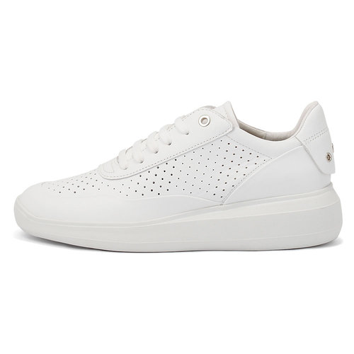 Geox D Rubidia - Sneakers - WHITE