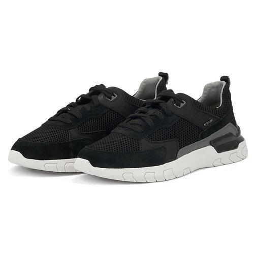 Geox U Grecale - Sneakers - BLACK