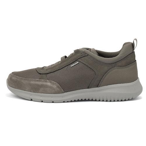 Geox U Monreale - Sneakers - DOVE GREY