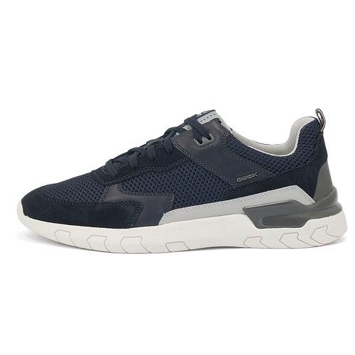 Geox U Grecale - Sneakers - NAVY