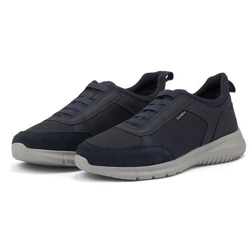 Geox U Monreale - Sneakers - NAVY