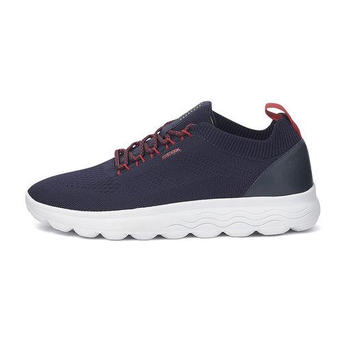 Geox U Spherica - Sneakers - NAVY