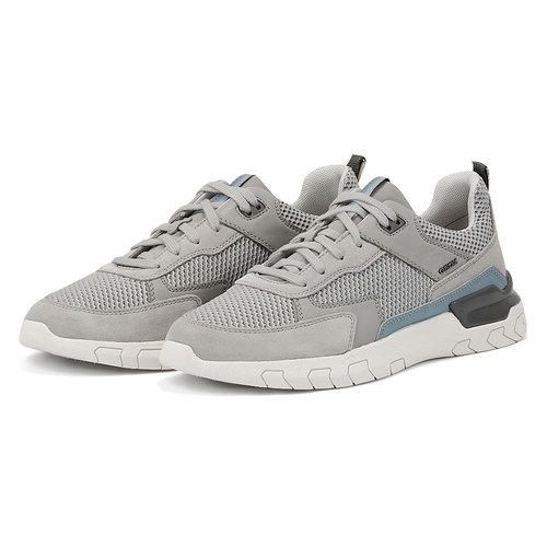 Geox U Grecale - Sneakers - LIGHT GREY