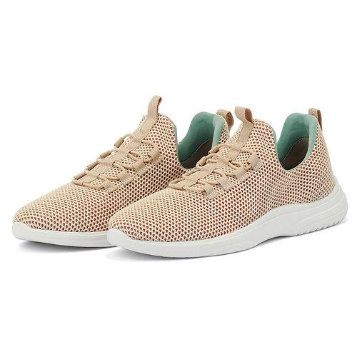 Geox D Pillow C - Sneakers - BEIGE