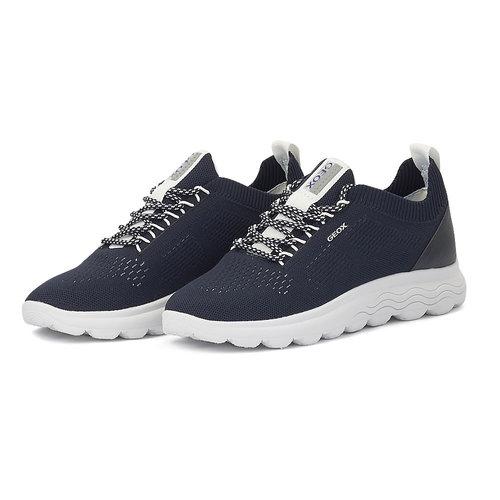 Geox D Spherica - Sneakers - NAVY