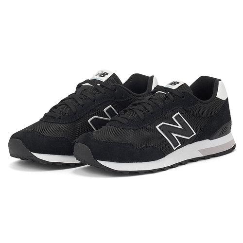 New Balance 515 - Sneakers - BLACK/WHITE