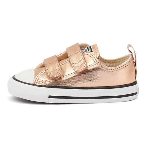 Converse Chuck Taylor 2V - Sneakers - BLUSH GOLD/WHITE
