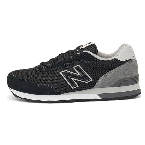 New Balance 515 - Sneakers - BLACK/GREY
